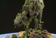 Star Wars dioramas & models / Dioramas & Models