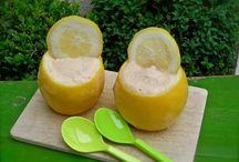 ijsjes en smoothies