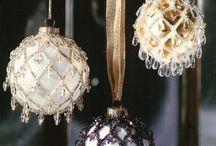 Vánoce - korálky