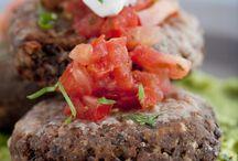 Vegetarian Main Dishes / by Rachel Reynolds