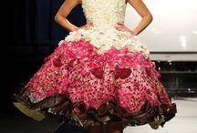 Floral Fashion / by Adrianna Duran-Leon AIFD