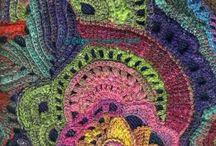Crochet - Häkeln