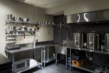 home brewing spaces
