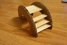 Egyszerű hörcsög DIY