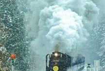 Train sporting