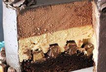peanut butter moouse cake