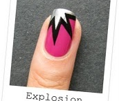 Nails! Nails! Nails! / Manicures / by Shalon Nichols
