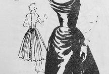 Stunning Spadea Vintage Patterns
