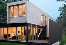 ShippingContainerHousing / Creating living spaces out of used shipping containers