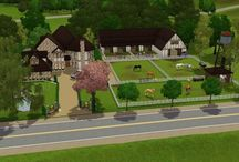 Sims 3 Horses