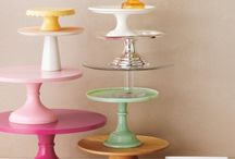 Cake stands love / by Teresa Ames