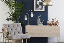 Magnificent Audrey - självhäftande möbeldekor för IKEA-möbler (Höstkollektion 2017)