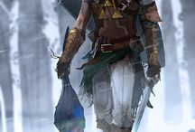 [Ranger] D&D Character