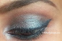Eye Makeup Tutorials - EOTD / Here you can find step-by-step eye makeup tutorials and pictorials by me shared from my blog...