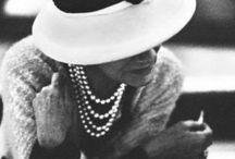 Gabrielle Chanel / by Brandi Harrah