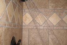 bathroom remodel / by Rachelle Pierson