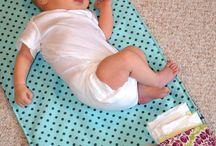 Crafts: Baby stuff!