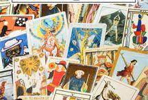 Magic-Tarot, divination, fortune telling / All things third eye, sixth sense