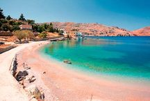 Travel to Dodekanese - Greece / Those destination are ideal for yacht charter. Travelling to those places by sea can be an unique experience.