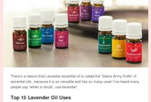 Essential oils / by Loretta Fauchier