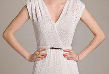 vestidos drees croche