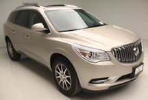 Buick Enclave / Take a peek at our selection of Enclaves by the most innovative dealership in the nation, Vernon Auto Group!