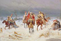 Reatreat Russia 1812