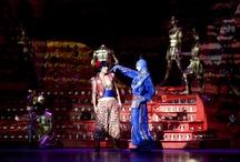 Aladdín el musical - Teatro Colsubsido Bogotá / Aladdín Un musical espectacular basado en la película original, con música de Alan Menken y letras de Howard Ashman y Tim Rice, adaptada por Chad Beguelin.