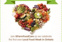 #LoveONTFood / Help us cultivate awareness and build appreciation for farming and food in Ontario. Ask all of your questions, celebrate farm families and help us tell the stories of the farmers who work hard to grow the fresh Ontario food that we enjoy so much. Tell your friends and get your questions ready for the #loveONTfood Twitter Party. Make sure you follow us on twitter @FarmFoodCare for daily updates. See you there!!