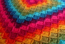 Crocheting and Knitting / by Amy Geist