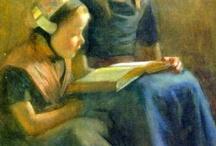 libri nell'arte
