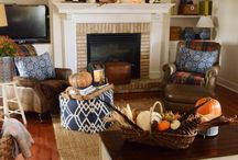 Cozy Fall Living