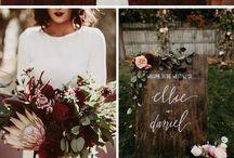 Paletas Madrinhas e Padrinhos [Casamento]