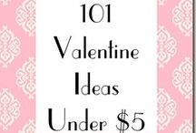valentines ideas / by Laurie Patterson