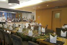 The Gallery (Hala Arjaan) / iftar buffet celebration