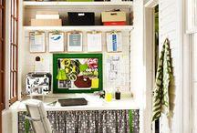Office {Work Spaces} / by Sara Reed