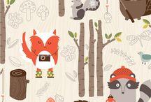 Лесные Существа