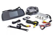 Back Up Cameras for Sedans / Browse the backup systems ideal for Sedans.
