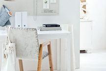 Office inspiration / Inspiratie voor kantoorinrichting