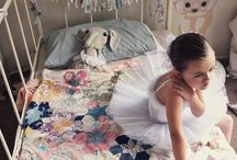 Theme ★ Ballerina / #girls #rooms #ballerina