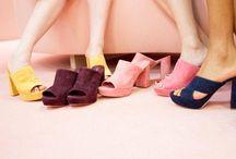 Shoes, A Girl's Best Friend