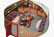 House & Home::Yurt