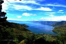 lake Toba-Indonesia