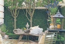 Cluedo Garden rooms
