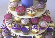 Cakes, cupcakes, desserts... / by Kimberly Bumpas