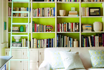"""Study Room & Library designs / """"A room without books is like a body without a soul."""" ~ Marcus Tullius Cicero 