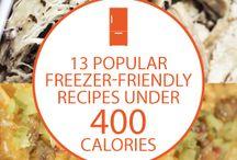 Frozen foods ideas