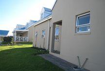 George, Blanco – R1 095 000. /  Three bedrooms, three bathrooms, open-plan living area and single, automated garage. Call: Marsha 083 266 7294.