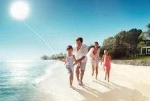 Club Med - Advertising / Je recense dans ce tableau, les supports de communication lors de leur campagne