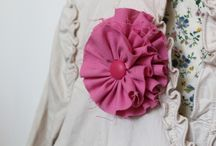 DIY Bows and Rosettes / by Emily Weinzapfel